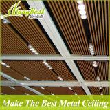 Disegni falsi del soffitto del ristorante di alluminio di modo