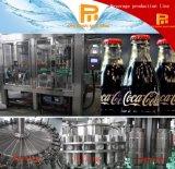 Máquina de embotellado de cristal automática para la Coca-Cola