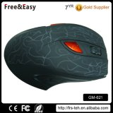 Optical USB 6D Gaming Mouse LED Light com mouse de computador laptop