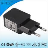De Adapter van Kptec 5V 1A met van GS en Ce- Certificaat
