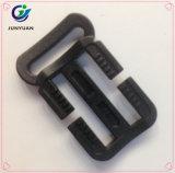 プラスチック高品質のベルトの留め金の卸売を三滑らせなさい