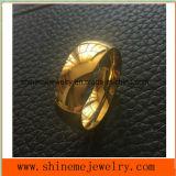 Bague à doigts en or plaqué or