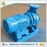Teich Horziontal Monoblock geschlossene Kupplung-Rohrleitung-Wasser-Pumpe für Bewässerung