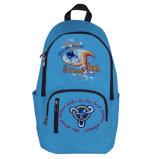 Personalizar tipos da trouxa dos sacos de ombro do logotipo para o saco de escola lateral