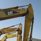 Maquinaria usada do equipamento de construção da máquina escavadora hidráulica do gato 320bl da esteira rolante dos EUA