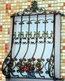 Cancello del ferro saldato dei portelli del ferro saldato