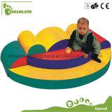 Самая новая конструкция для малышей взбираясь мягкое оборудование игры с скольжением