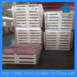Прочная и влагостойкfNs панель сандвича PU для украшения Roof&Wall