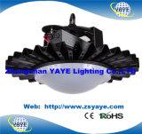 Yaye 18 고품질 Ce/RoHS를 가진 저가 UFO 100W LED 높은 만 빛/UFO 100W LED 산업 빛