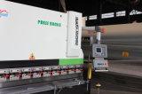 Hydraulische CNC-Presse-Bremsen-Metallblatt-verbiegende Maschine