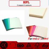 Tarjeta de HPL/Compact/partición del servicio