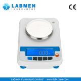 Balanza electrónica de alta precisión para laboratorio