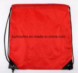 Высшее качество Poyester кулиской школьные сумки