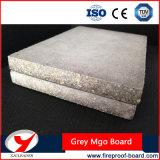 El panel incombustible afilado gris del óxido de magnesio