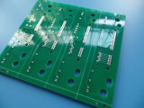 De Tweezijdige Raad van PCB HASL Fr4 1.6mm met Groene Soldermask