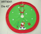 Юбка вала Санта украшения рождества