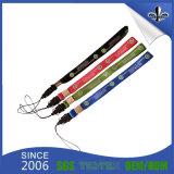 Fabrik-preiswertes kundenspezifisches Polyester-Festivalgewebe gesponnene Wristbands