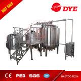 販売のための500Lによって使用されるマイクロビール醸造所装置のプラント