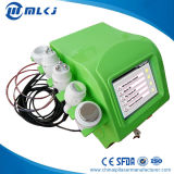 Cavitación eficaz de la buena calidad de la máquina de la belleza que adelgaza con el vacío RF