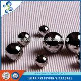 15mm 20mm AISI304 bola de acero inoxidable para el cojinete de bolas