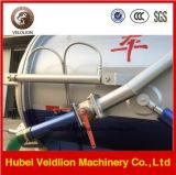 LKW des Abwasser-7000L für das Saugen des überschüssigen Abwassers mit Vakuumpumpe