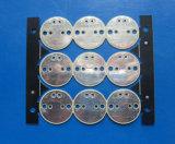 Couches épaisse Pth de l'aluminium 0.6mm de carte de faisceau en métal 2