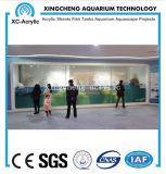 Projet de pot de poisson acrylique transparent personnalisé