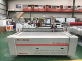 Máquina al aire libre de Oscillatioin de la tarjeta de la espuma de la impresión del CNC de Digitaces del trazador de gráficos del cortador de la cartelera de la muestra