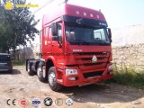 Sinotruk HOWO 6X4 41-50t LHD/Rhd 트랙터 트럭 또는 트레일러 헤드