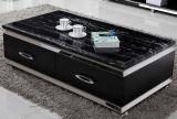 Китай из полированного камня черного мрамора, Серебряный дракон мраморными плитками на полу, ванная комната