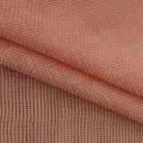 75D helles Linenette Gewebe für Kleid-Kleid