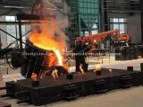Fornalha de indução de derretimento de cobre da freqüência média (250KG)