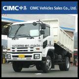 Isuzu Qingling Vc46 Lastkraftwagen- mit Kippvorrichtung/Dump-LKW 6X4