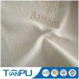 el colchón de 40%Bamboo 60%Poly hizo punto la tela hecha en China