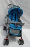 Poussettes de bébé de pli de norme européenne avec la couverture de moustiquaire et de pied