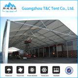 20m Aluminium-Rahmen-Lager-Zelt in Lateinamerika, innere Ansicht