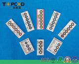 6 Punkt-Kobalt-Feuchtigkeitsanzeiger-Karte mit Vakuumverpackung (HIC)