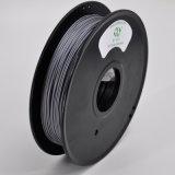 Impresora 3D de la fabricación de filamentos de 1kg 5 kg de peso 0.5kg 1,75mm de filamentos de aluminio para la impresión 3D