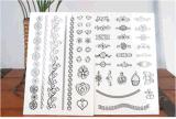 Одиночный Tattoo искусствоа стикера Tattoo переноса воды стикеров Tattoo цвета
