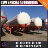 二重車軸20000kg 40.5m3 LPGトレーラータンクLPGタンクセミトレーラー