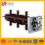 Разъединитель выключателя внутреннего газового изолятора