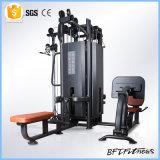 이두근과 Hotirzontal 폴리 Bft-3082/Sports 적당 장비 중국 다중 체조 장비 도매가를 가진 적당 장비 다중 기계