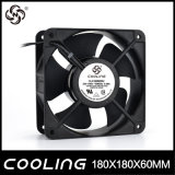 18060 ventilateur de refroidissement axial d'ordinateur portatif de poêle à C.A. 220V 180mm