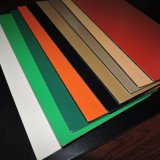 El panel compuesto de aluminio del color metálico de Slolid
