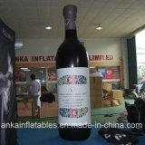 Commercieel gebruikte Al Afgedrukte Opblaasbare Fles van Champagne met Goede Prijs