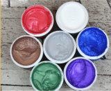 Ein Zeit-Haar, das Farben-Haar-Schlamm-Lehm-Temporäres Farben-Haar anredet ---Agenzien gewünscht/Eigenmarke