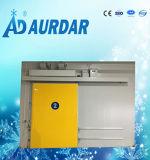 Porte coulissante d'entrepôt frigorifique de Changzhou de pièce automatique de congélateur