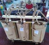 transformador inmerso en aceite de la corriente eléctrica de la serie 11kv S9 800kVA