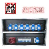 6 Kanal-Stromversorgungen-Kasten für Lautsprecher