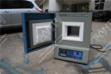 Forno de laboratório de temperatura alta 1300c Secção 150x150x150 mm